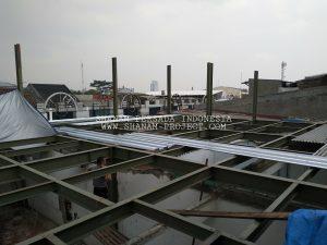 Kontraktor Baja Pabrikasi dan Ereksi