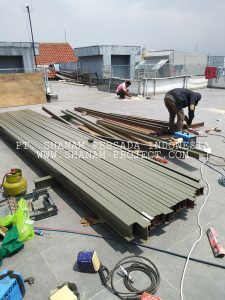Jasa Konstruksi Baja Bandung dan Cimahi