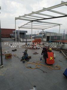 Jasa Konstruksi Baja WF Bandung dan Cimahi