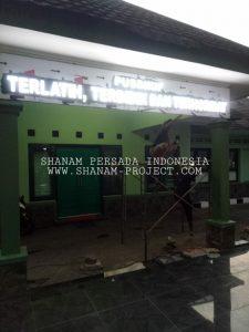 Jasa Pembuatan Huruf Timbul Stainless Bandung & Cimahi