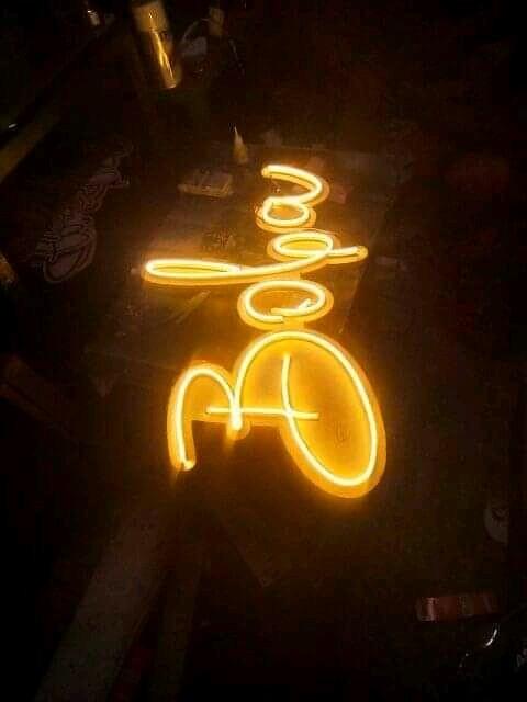 Jasa Pembuatan Neon Sign Profesional dan Terbaik
